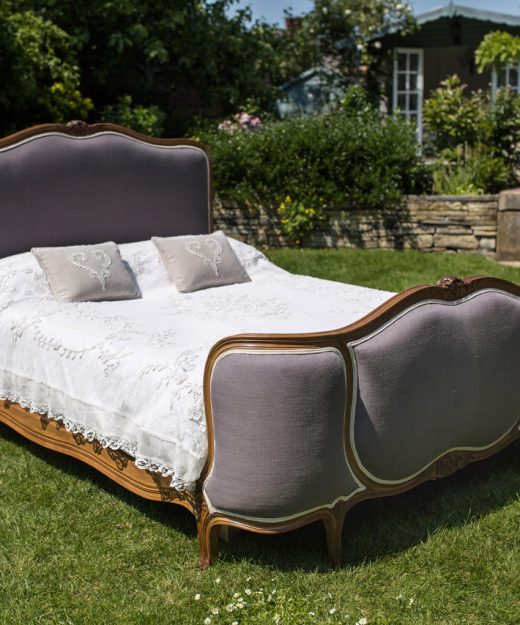 Demi Corbeille French Bed