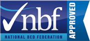 National Bed Federation logo